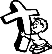 boy_hugging_cross_die_cut_vinyl_decal_sticker__81739