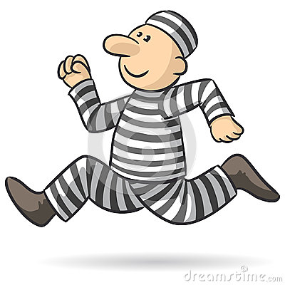 prison-break-illustration-escaped-convict-who-runs-fast-48523068